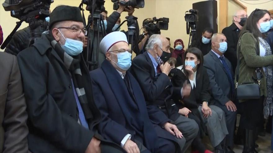 La justicia palestina condena la Declaración de Balfour | HISPANTV