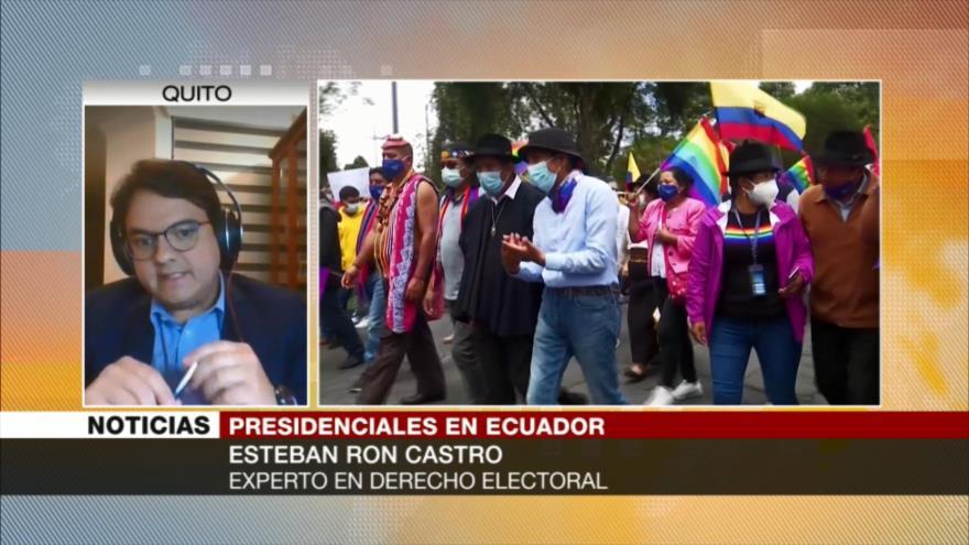 Castro: Injerencia en elecciones de Ecuador exacerban fallos
