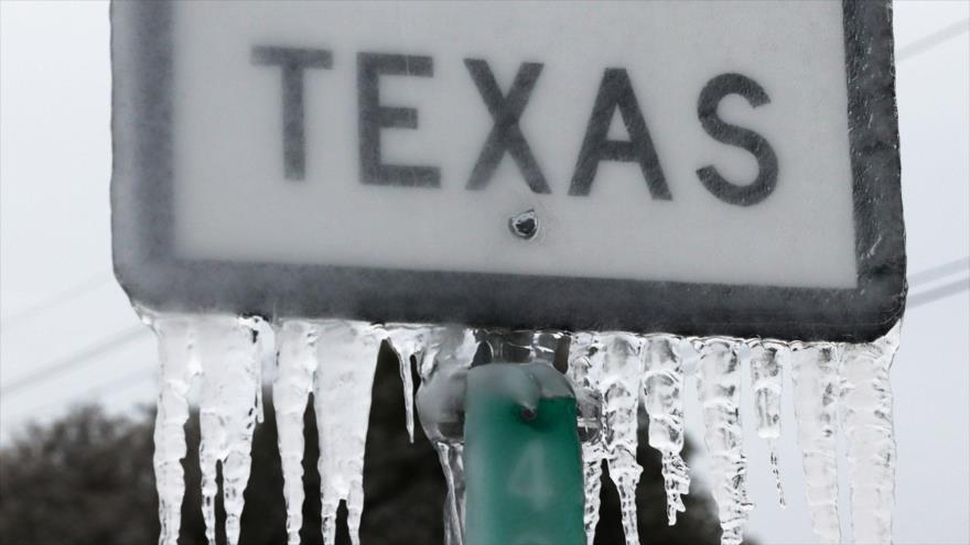 Intensas tormentas en el estado de Texas, sur de EE.UU. (Foto: Getty Images)