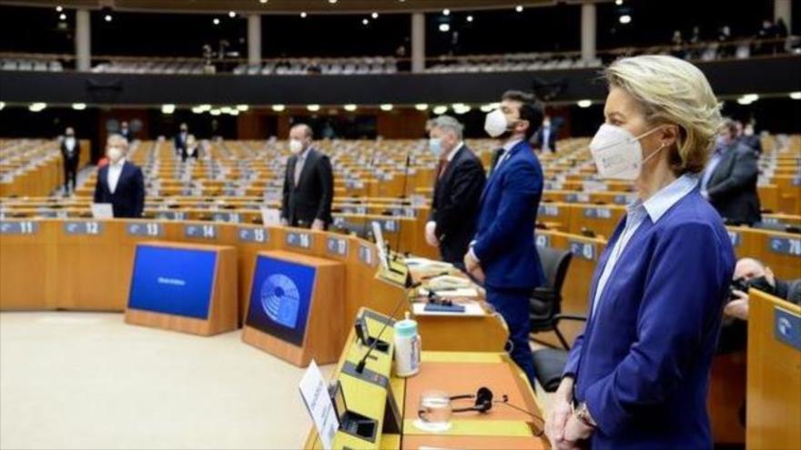 Unión Europea impone nuevas sanciones a funcionarios venezolanos | HISPANTV