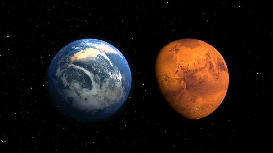 Científicos hallan que algunas formas de vida en estratosfera terrestre, con condiciones muy similares a las del Marte, podrían sobrevivir en este planeta.