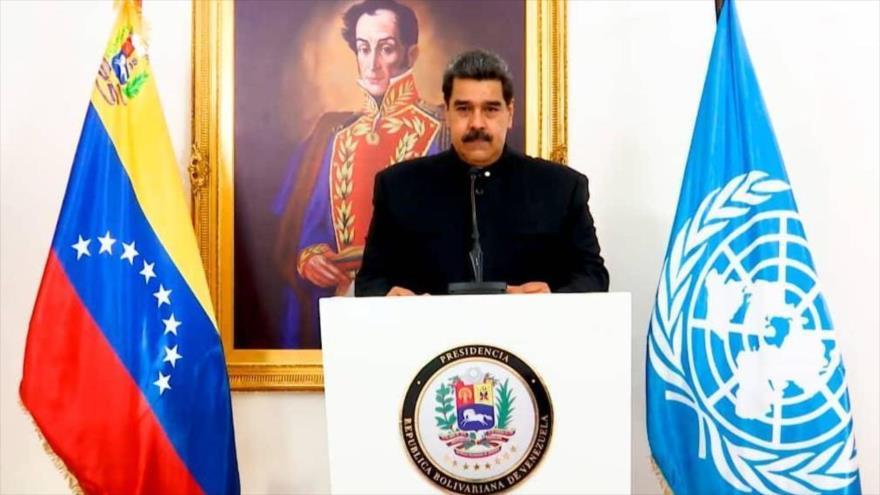 Maduro: Caracas corta toda injerencia 'inquisidora' en su contra