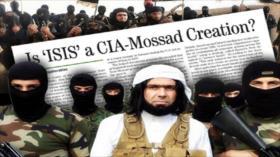 Revelan que CIA encarga al Mossad administrar Daesh en Siria