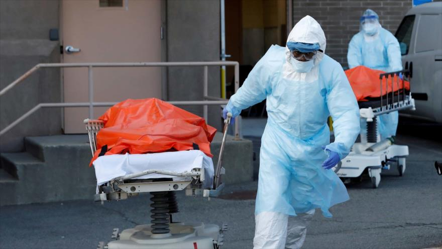 'Crisis política contribuyó a 500 000 muertes por COVID-19 en EEUU'   HISPANTV