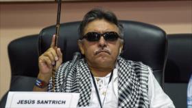'Memento mori': Exlíder de FARC amenaza de muerte a Iván Duque