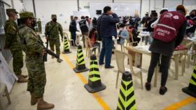 Ecuador vive lío electoral en vísperas de 2.ª vuelta de comicios