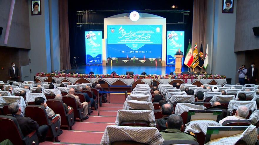 Ofician Conf. Reclamaciones Legales de Irán sobre Defensa Sagrada