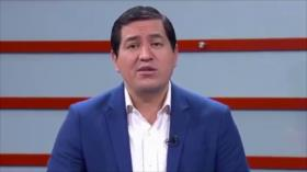 Arauz denuncia intentos de retrasar la segunda vuelta electoral
