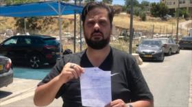 """Israel detiene al cámara del canal iraní por """"actos provocativos"""""""