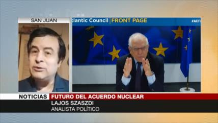 Szaszdi: Europa baila al son de EEUU respecto al acuerdo nuclear