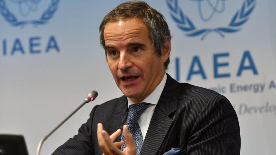 Grossi: Pacto nuclear no sobrevivirá si persisten sanciones a Irán | HISPANTV