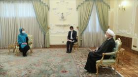 Irán opta por cooperar con Bolivia en áreas de ciencia e industria