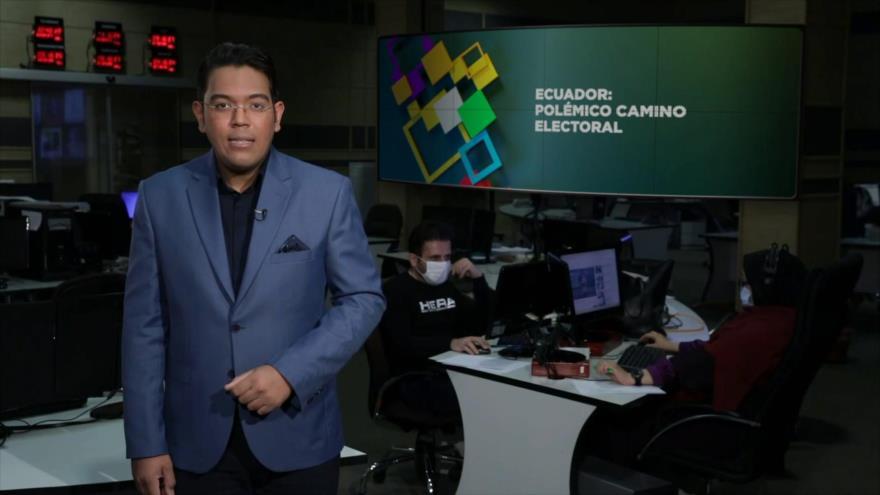 Buen día América Latina; Ecuador: Polémico camino electoral