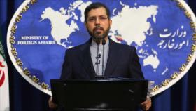 Irán refuta informe de Callamard sobre derribo de avión ucraniano