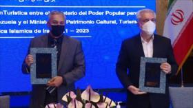 Irán y Venezuela desarrollan lazos turísticos y culturales