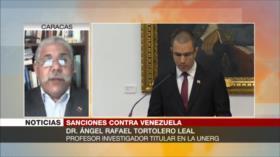 """Tortolero: La UE sigue """"política agresiva"""" de EEUU contra Venezuela"""