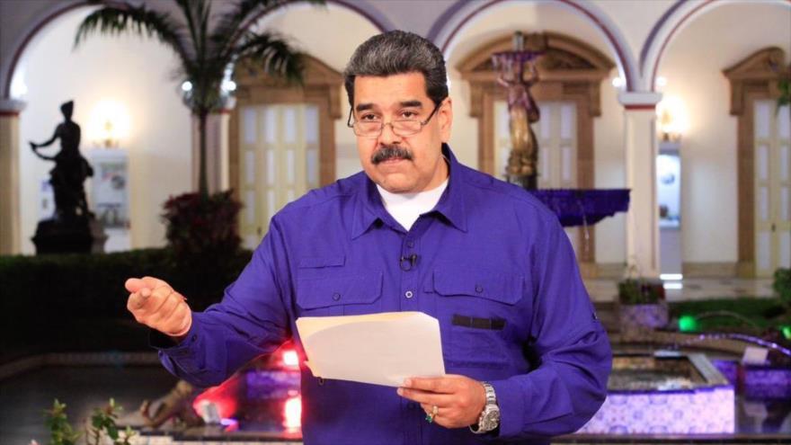 Maduro a UE: O rectifican o con ustedes no hay más ningún trato