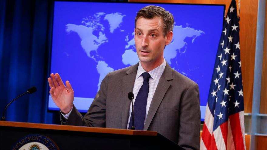 EEUU admite que se salió del pacto nuclear pese a cumplimiento por Irán