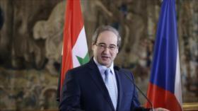 Siria no permitirá que EEUU trame juegos químicos en su contra