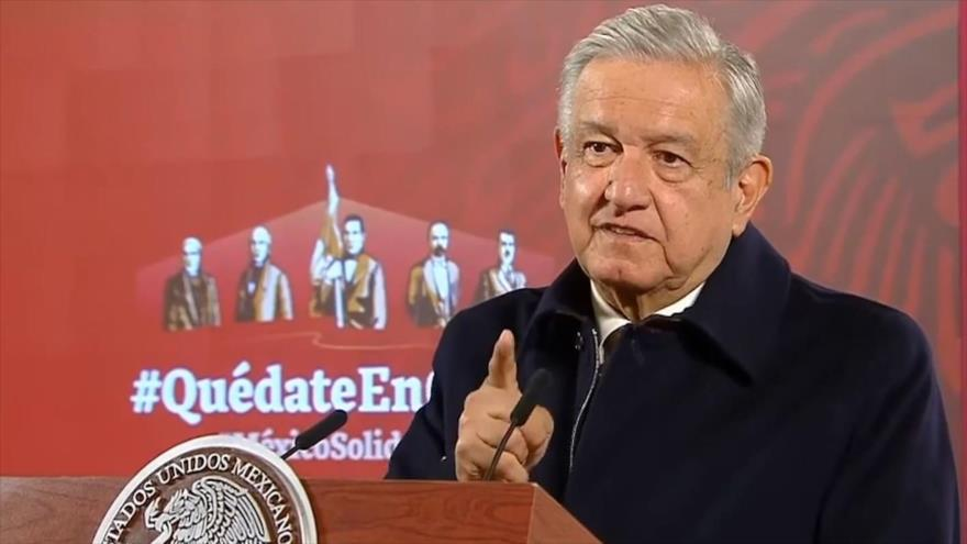 López Obrador decreta eliminación del fuero presidencial en México