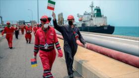 'Irán cambia gasolina por combustible de aviación venezolano'