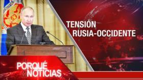 El Porqué de las Noticias: Futuro del acuerdo nuclear. Tensión Rusia-Occidente. Venezuela rechaza injerencia