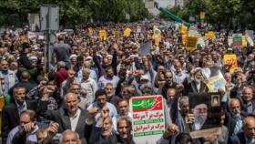 'Mayoría de iraníes pide retorno sin condiciones de EEUU al PIAC'