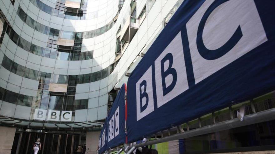 La sede de la cadena pública británica BBC en Londres, la capital del Reino Unido. (Foto: Getty Images)