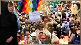 Declaración de la embajadora de Bolivia en Irán