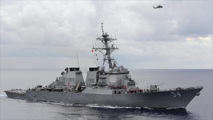 Pekín irritado: Un nuevo buque de EEUU se acerca a China