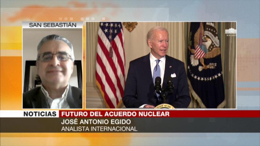 Egido: Europa no tuvo coraje para defender acuerdo nuclear ante EEUU