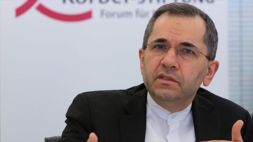 Irán da plazo de 3 meses para que EEUU levante sanciones en su contra
