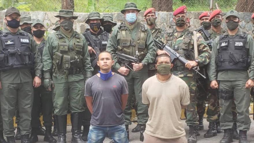 "Colombia admite: Golpista ""Operación Gedeón"" fue planeada en Bogotá   HISPANTV"