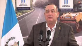 Sanciones de EEUU. Tensión en Armenia. DDHH en Guatemala - Boletín: 21:30 - 25/02/2021
