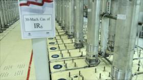 OEAI: Irán produce 25 kg de uranio enriquecido al 20% en un mes