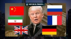 """El Frasco, medios sin cura: Curso de """"diplomacia"""" dictado por el Tío Sam"""