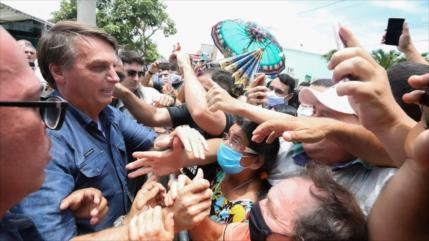 Bolsonaro incendia las redes: Brasil ya no quiere quedarse en casa