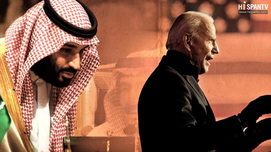 ¿Por qué Biden reveló el escándalo de Bin Salman sobre Khashoggi?