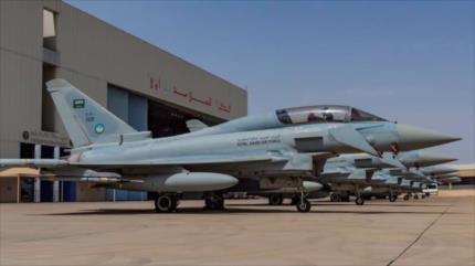 Activistas británicos exigen a Londres no vender armas a Riad