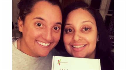 Dos dominicanas se conocen en EEUU y descubren que son hermanas