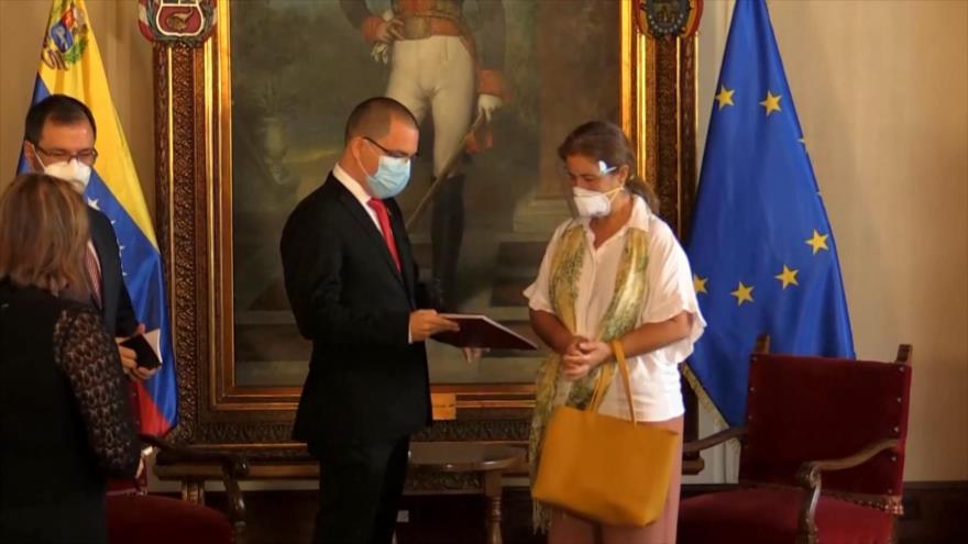 """Recuento: Venezuela; Unión Europea """"non grata"""""""
