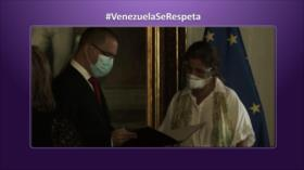 Etiquetaje: Hostilidad de la Unión Europea hacia Venezuela