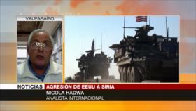 Hadwa: Bases militares de EEUU en Siria son para armar a terroristas