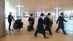 Netanyahu abusa de pandemia; solo permite ingreso a sus votantes