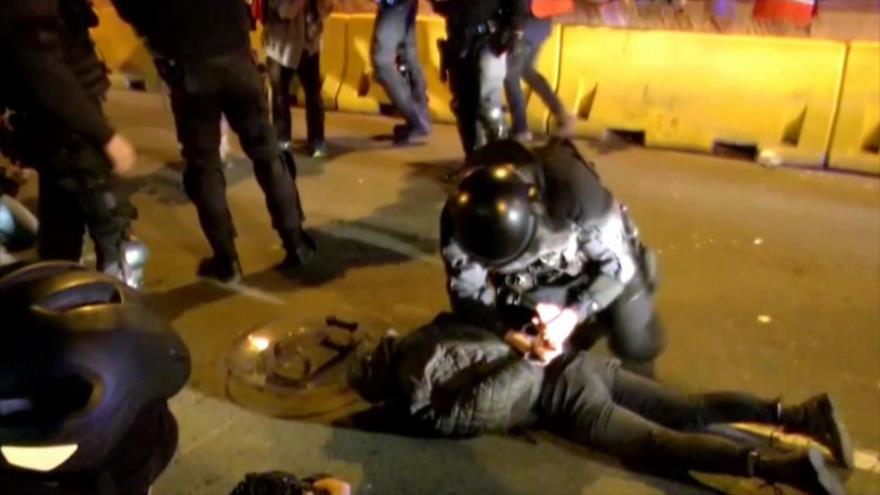 Agresión de EEUU. Protestas en Barcelona. Tensión Venezuela-España - Boletín: 01:30 - 28/02/2021