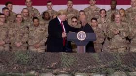 Sin paz a la vista, un año después del acuerdo entre EEUU y Talibán