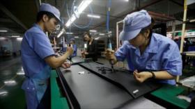 China, única gran economía mundial con crecimiento positivo en 2020