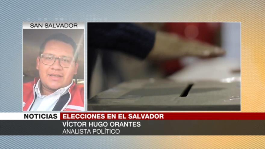 Orantes: las elecciones de El Salvador son cruciales y decisivas
