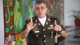 'Colombia contacta con oficiales para desestabilizar Venezuela'