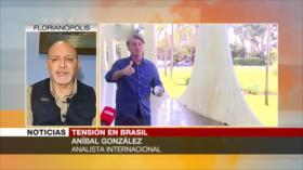 """""""Bolsonaro es un presidente sordo y ciego en medio de COVID-19"""""""